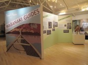 Porcupine Design Abbe Museum Wabanaki Guides Exhibit Graphics