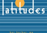 Porcupine Design Latitudes Restaurant logo identity design