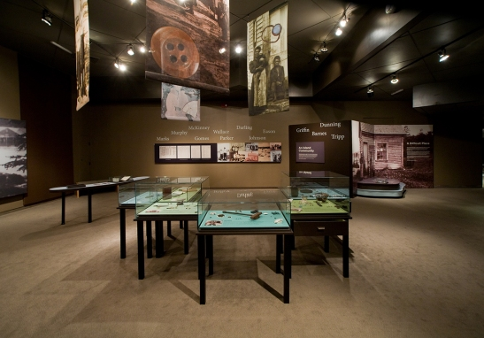 Malaga Exhibit